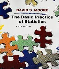The Basic Practice of Statistics; Fifth Edition