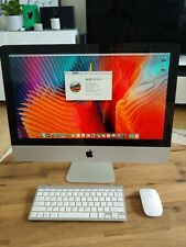 """Apple iMac A1311 21.5"""" core i5 8gb RAM SSD Immaculate condition"""