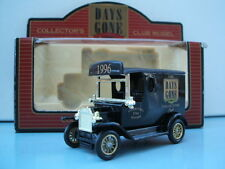 Lledo Days Gone Model DG6  T Ford Van Collectors Club USA Edition America Rare