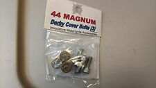 44 Magnum Derby Cover Bolts Motorcycle