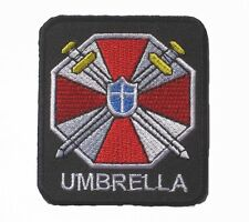 Umbrella Corp Biohazard Resident Evil Patch embroidered 6.5x7.5 cm