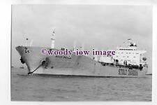 tc0140 - Stolt Oil Tanker - Stolt Falcon - photograph