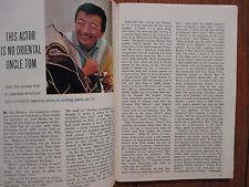 Ma-1965 TV Guide(JACK SOO/THE MUNSTERS/PAT PRIEST/DICK VAN DYLE/MARY TYLER MOORE