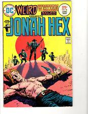 Weird Western Tales #28 (6/75) FN (6.0) Jonah Hex! Great Bronze Age!