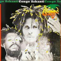 THE CONGOS - CONGO ASHANTI  VINYL LP NEW+