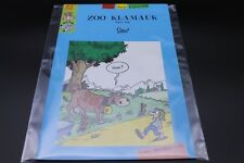 Comic Strip Collection - Zoo Klamauk - Züri Zoo - Rene - Nr.1 (Z0-1)