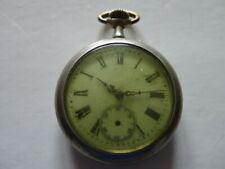 Pocket Watch.Gwc.Gc. Reanontoir Gents