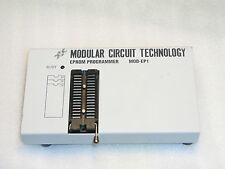 Modular Circuit Technology (USA) eprom programmer model-EP1