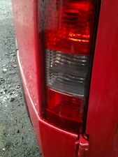 vauxhall combo passenger rear light