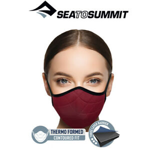 SEA TO SUMMIT BARRIER FACE MASK Washable, reusable, comfortable and lightweight