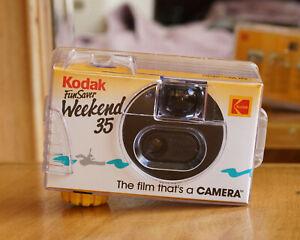 Kodak FunSaver Weekend Disposable Camera - One Time Use Camera - Expired