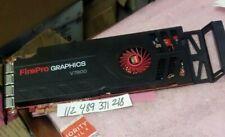 AMD FirePro V7900PCI-E 2GB GDDR5 RAM QUAD DISPLAY CAD/CGI/DCC Graphics Card 4xDP