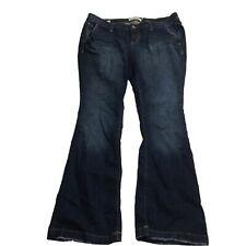 Torrid Slim Boot Denim Stretch Jeans Women's Plus Size 16