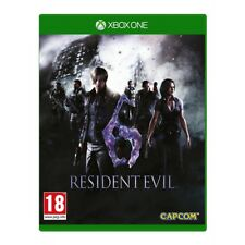 Resident Evil 6 HD Remake Xbox One Xb1