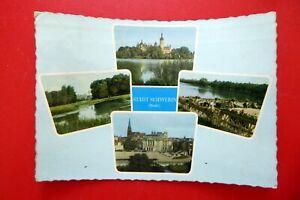 Schwerin - Schloss - See - DDR 1961 - Mecklenburg-Vorpommern