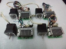 Stepping Driver :CSD2112-P, With Stepper Motor PK245-01AA  work well
