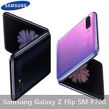 [On Stock] Samsung Galaxy Z Flip SM-F700 4G LTE 256GB Unlocked Fold Smart Phone