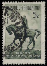 ARGENTINA 477 (Mi463) - General Julio Argentino Roca Monument (pa68955)