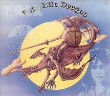 NEW Futuristic Dragon Deluxe 2Cd - T.Rex (Audio CD)