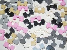 Lego ® Construction Lot x2 Brique Arche 1X3 Arch Brick Bow Choose Color 4490