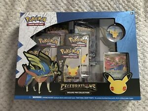 Pokémon Trading Card Game: Celebrations Deluxe Pin Box 25th Anniversary