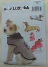 Butterick B4985 UNCUT Dog Coat All Sizes