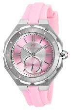 Technomarine Women's TM-118003 Quartz 3 Hand Pink Dial Watch
