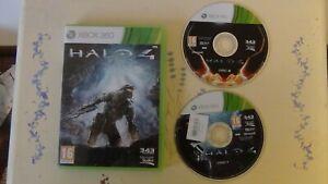 Halo 4 Xbox 360 2 Disc No Manual