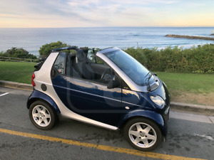 Smart Car Fortwo Cabrio 2003  parting out all parts available Gold coast