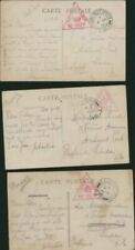 German Printed Collectable Military Postcards