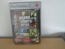Grand Theft Auto : San Andreas Sony PlayStation 2 new sealed pal version