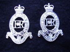 RHA Royal Horse Artillery Army NO1/NO2 Dress Military Jacket/Tunic Collar Badges
