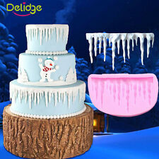 3D Silicone Mold For Ice Decor  Baking Tools Cake Candy Chocolate Pastry