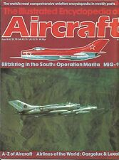 Illustrated Encyclopedia of Aircraft #33 Cutaway MiG 19/Shenyang J-6