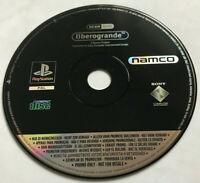 Liberogrande / Rare Full Game Promo Version / PS1 Playstation 1 PS2