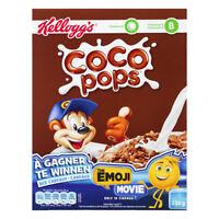 Kellogg's Cocopops Original Kelloggs Breakfast Cereal 330G