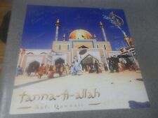 Fanna-Fi-Allah Live At The Great American Music Hall autographed by group!