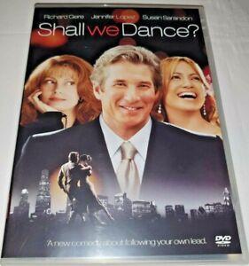 Shall We Dance DVD Region Code 2