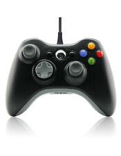 Manette USB pour Xbox 360 & PC Windows filaire - 1.80m - Noire