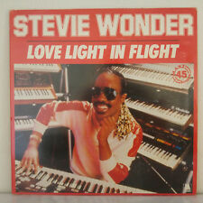 "Stevie Wonder ‎- Love Light In Flight - Motown - ‎Vinyl Maxi, 12"" - Funk - 1984"