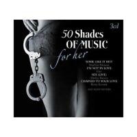 ELVIS PRESLEY/JOHNNY CASH/DORIS DAY/+ - 50 SHADES OF MUSIC 3 CD POP NEU