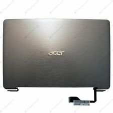"""13,3"""" Acer Aspire S3-391 Display Screen Assembly Grey"""