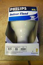 New Philips 24876-5 65W Bulb, 65Br30-/Fl55 Reflector Flood Lamp