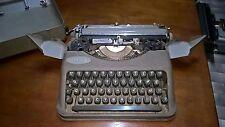 HERMES BABY MACCHINA DA SCRIVERE  del 1949 OLD SWISSE TYPEWRITER