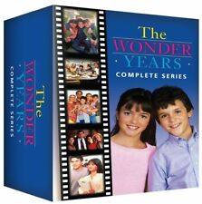 The Wonder Years Complete Series All Seasons 1-6 DVD Set Collection Episodes Box
