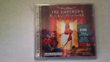 "ORIGINAL SOUNDTRACK ""THE EMPEROR'S NEW GROOVE"" CD 14 TRACKS BANDA SONORA OST BSO"
