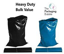 More details for rubble sacks builders heavy duty waste rubbish bin bags strong tough bulk pack