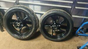 Yamaha R6 5sl/2co Wheels