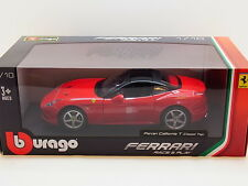 LOT 31205 | Burago Ferrari California T (Closed Top) Die-Cast 1:18 NEU in OVP