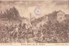 A1760) SIENA, 9 REGGIMENTO FANTERIA BRIGATA REGINA A PALESTRO NEL 1859.